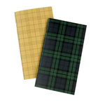 Echo Park - Black Watch Plaid Collection - Travelers Notebook - Insert - Lined