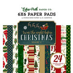 Echo Park - Twas the Night Before Christmas Collection - 6 x 6 Paper Pad - Volume 2