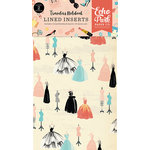 Echo Park - Metropolitan Girl Collection - Travelers Notebook - Insert - Lined