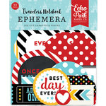 Echo Park - Mouse and Me Collection - Travelers Notebook - Ephemera