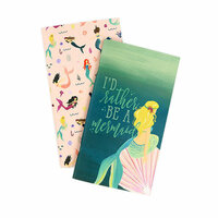 Echo Park - Mermaid Collection - Travelers Notebook - Insert - Blank