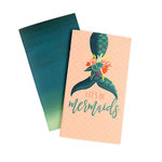 Echo Park - Mermaid Collection - Travelers Notebook - Insert - Lined