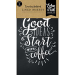 Echo Park - Coffee and Friends Collection - Travelers Notebook - Insert - Lined
