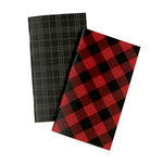 Echo Park - Red Buffalo Plaid Collection - Travelers Notebook - Insert - Lined
