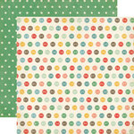Echo Park - Teacher's Pet Collection - 12 x 12 Double Sided Paper - Number Circles