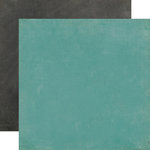 Echo Park - Teacher's Pet Collection - 12 x 12 Double Sided Paper - Blue