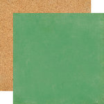 Echo Park - Teacher's Pet Collection - 12 x 12 Double Sided Paper - Green
