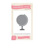 Echo Park - Teacher's Pet Collection - Designer Dies - Globe