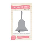 Echo Park - Teacher's Pet Collection - Designer Dies - School Bell