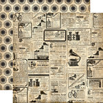 Echo Park - Times and Seasons Collection - 12 x 12 Double Sided Paper - Classic Broadside