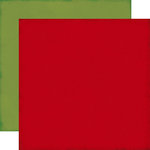 Echo Park - The Story of Christmas Collection - 12 x 12 Double Sided Paper - Red