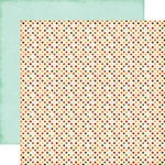 Echo Park - The Story of Fall Collection - 12 x 12 Double Sided Paper - Dots