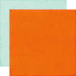 Echo Park - The Story of Fall Collection - 12 x 12 Double Sided Paper - Orange