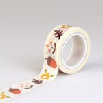 Echo Park - The Story of Our Fall Collection - Decorative Tape - Acorns & Leaves
