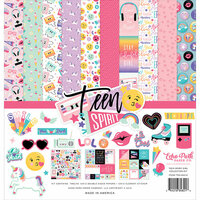 Echo Park - Teen Spirit Girl Collection - 12 x 12 Collection Kit