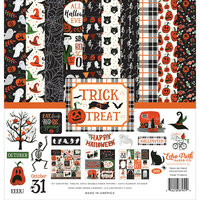 Echo Park - Trick or Treat Collection - Halloween - 12 x 12 Collection Kit