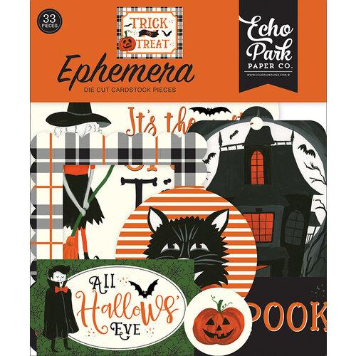 Echo Park - Trick or Treat Collection - Halloween - Ephemera