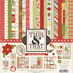 Echo Park - This and That Collection - Christmas - 12 x 12 Collection Kit