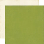 Echo Park - This and That Collection - Christmas - 12 x 12 Double Sided Paper - Green