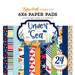 Echo Park - Under the Sea Collection - 6 x 6 Paper Pad