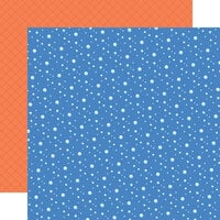 Echo Park - Under Sea Adventures Collection - 12 x 12 Double Sided Paper - Sudsy Sea