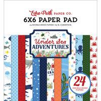 Echo Park - Under Sea Adventures Collection - 6 x 6 Paper Pad