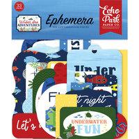 Echo Park - Under Sea Adventures Collection - Ephemera