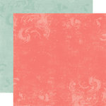 Echo Park - Victoria Garden Collection - 12 x 12 Double Sided Paper - Wild Rose