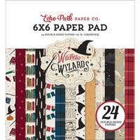 Echo Park - Witches and Wizards Collection - 6 x 6 Paper Pad
