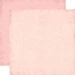 Echo Park - Wedding Bliss Collection - 12 x 12 Double Sided Paper - Light Pink
