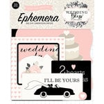Echo Park - Wedding Bliss Collection - Ephemera