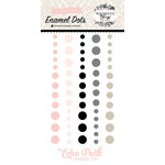 Echo Park - Wedding Bliss Collection - Enamel Dots