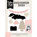 Echo Park - Wedding Bliss Collection - Designer Dies - Mr and Mrs