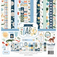Echo Park - Welcome Baby Boy - 12 x 12 Collection Kit