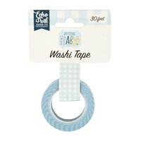 Echo Park - Welcome Baby Boy - Washi Tape - Perfect Plaid