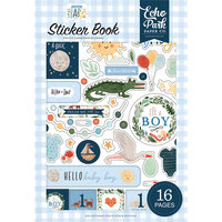 Echo Park - Welcome Baby Boy - Sticker Book