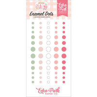 Echo Park - Welcome Baby Girl Collection - Enamel Dots