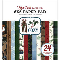 Echo Park - Warm and Cozy Collection - 6 x 6 Paper Pad