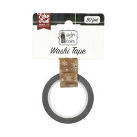 Echo Park - Warm and Cozy Collection - Decorative Tape - Winter Woodgrain