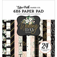 Echo Park - Wedding Day Collection - 6 x 6 Paper Pad