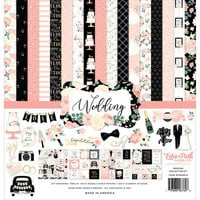 Echo Park - Wedding Collection - 12 x 12 Collection Kit
