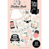 Echo Park - Wedding Collection - Sticker Book