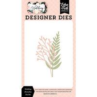Echo Park - Wedding Collection - Designer Dies - Wedding Branches