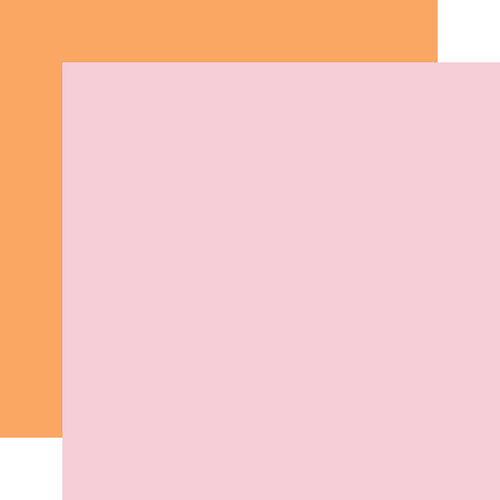 Echo Park - Welcome Easter Collection - 12 x 12 Double Sided Paper - Light Pink