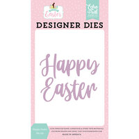 Echo Park - Welcome Easter Collection - Dies - Happy Easter