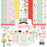 Echo Park - Welcome Spring Collection - 12 x 12 Collection Kit