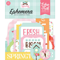 Echo Park - Welcome Spring Collection - Ephemera