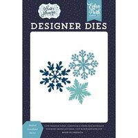 Echo Park - Winter Magic Collection - Designer Dies - Magical Snowflakes