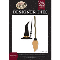 Echo Park - Witches and Wizards No. 2 Collection - Designer Dies - Wizard Wear