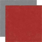 Echo Park - Winter Park Collection - 12 x 12 Double Sided Paper - Red